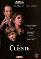 The Client - Argentinian VHS movie cover (xs thumbnail)