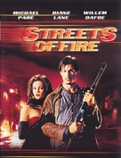 Streets of Fire - DVD cover (xs thumbnail)