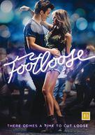 Footloose - Danish DVD cover (xs thumbnail)