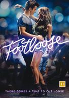 Footloose - Danish DVD movie cover (xs thumbnail)