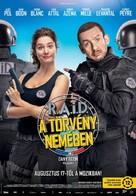 Raid dingue - Hungarian Movie Poster (xs thumbnail)