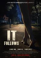 It Follows - German Movie Poster (xs thumbnail)