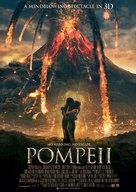 Pompeii - Dutch Movie Poster (xs thumbnail)