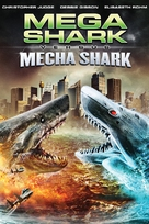 Mega Shark vs. Mecha Shark - DVD cover (xs thumbnail)