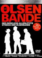 Olsen-bandens sidste stik - German DVD cover (xs thumbnail)