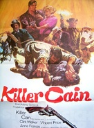 More Dead Than Alive - German Movie Poster (xs thumbnail)
