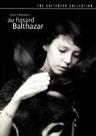 Au hasard Balthazar - DVD cover (xs thumbnail)
