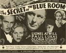 Secret of the Blue Room - Movie Poster (xs thumbnail)