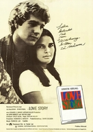 Love Story - German Movie Poster (xs thumbnail)