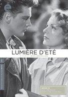 Lumière d'été - DVD cover (xs thumbnail)