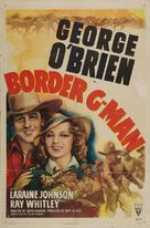 Border G-Man - Re-release poster (xs thumbnail)