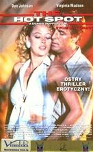 The Hot Spot - Polish VHS movie cover (xs thumbnail)