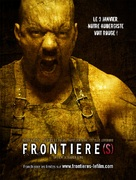 Frontière(s) - French Movie Poster (xs thumbnail)
