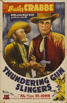 Thundering Gun Slingers - Movie Poster (xs thumbnail)