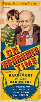 On Borrowed Time - Australian Movie Poster (xs thumbnail)