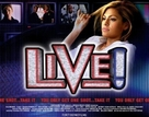 Live! - British Movie Poster (xs thumbnail)