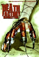 The Death Factory Bloodletting - British Movie Cover (xs thumbnail)