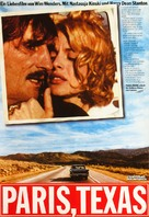 Paris, Texas - German Movie Poster (xs thumbnail)