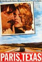 Paris, Texas - German Movie Poster (xs thumbnail)