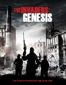 The Invaders: Genesis - DVD cover (xs thumbnail)