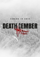 Deathcember - German Movie Poster (xs thumbnail)
