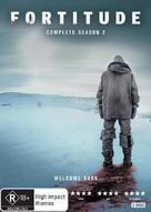 """Fortitude"" - Australian DVD movie cover (xs thumbnail)"