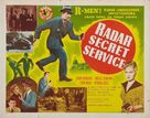 Radar Secret Service - Movie Poster (xs thumbnail)