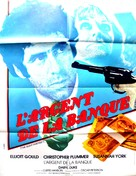 The Silent Partner - French Movie Poster (xs thumbnail)