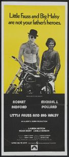 Little Fauss and Big Halsy - Australian Movie Poster (xs thumbnail)