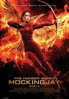 The Hunger Games: Mockingjay - Part 2 - Indonesian Movie Poster (xs thumbnail)