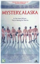 Mystery, Alaska - Dutch VHS cover (xs thumbnail)