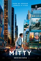 The Secret Life of Walter Mitty - Brazilian Movie Poster (xs thumbnail)