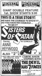 Il diavolo a sette facce - poster (xs thumbnail)