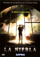 The Mist - Argentinian Movie Cover (xs thumbnail)