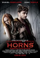 Horns - Canadian Movie Poster (xs thumbnail)