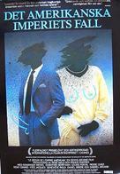 Déclin de l'empire américain, Le - Swedish Movie Poster (xs thumbnail)