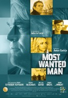 A Most Wanted Man - German Movie Poster (xs thumbnail)