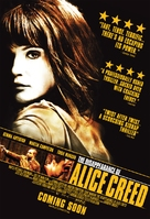 The Disappearance of Alice Creed - Canadian Movie Poster (xs thumbnail)