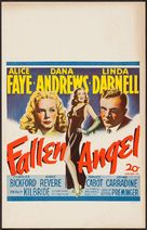 Fallen Angel - Movie Poster (xs thumbnail)