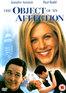 The Object of My Affection - British DVD cover (xs thumbnail)