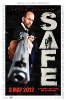 Safe - Malaysian Movie Poster (xs thumbnail)