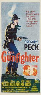 The Gunfighter - Australian Movie Poster (xs thumbnail)