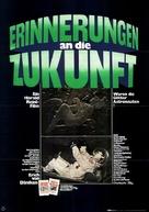 Erinnerungen an die Zukunft - German Movie Poster (xs thumbnail)
