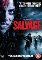Salvage - British Movie Poster (xs thumbnail)