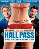 Hall Pass - Blu-Ray cover (xs thumbnail)