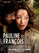 Pauline et François - French Movie Poster (xs thumbnail)
