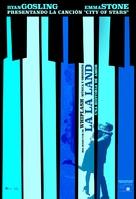 La La Land - Mexican Movie Poster (xs thumbnail)