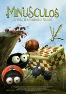 Minuscule - La vallée des fourmis perdues - Chilean Movie Poster (xs thumbnail)