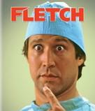 Fletch - Blu-Ray cover (xs thumbnail)