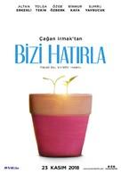 Bizi Hatirla - Turkish Movie Poster (xs thumbnail)
